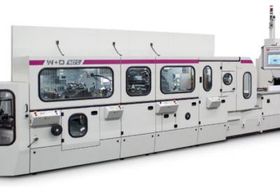 Equipment Spotlight: W+D 627